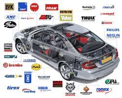 auto onderdelenfoto